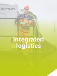 Captrain Europe integrated logistics